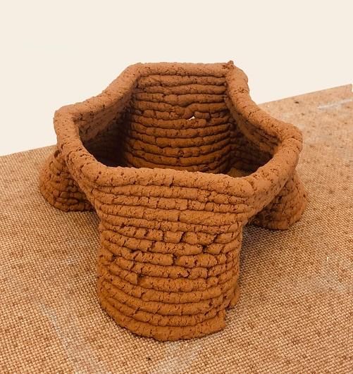 Vedci vyvinuli metódu pre 3D tlač štruktúry pomocou miestnej upravenej pôdy.