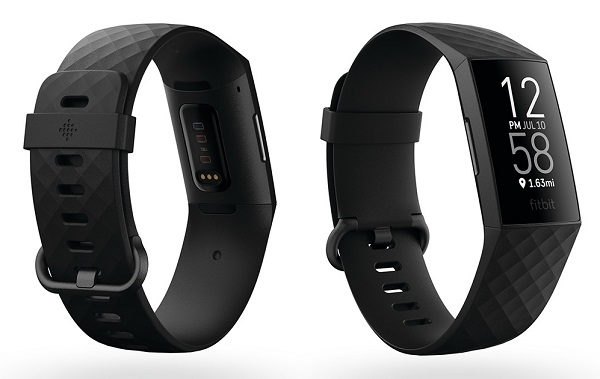 Fitness náramok Fitbit Charge 4.