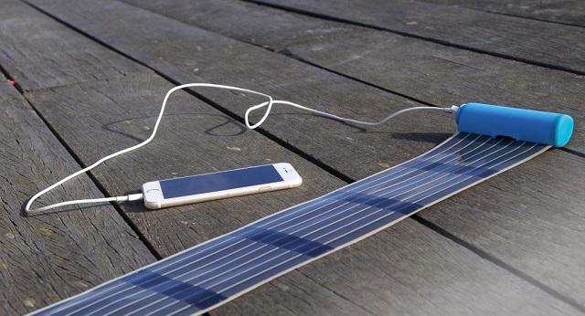 35892c62050a6 HeLi-on: Flexibilná solárna nabíjačka pre mobilné zariadenia ...