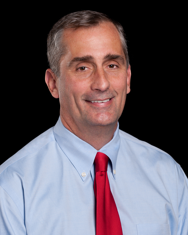 Brian Krzanich, CEO Intel