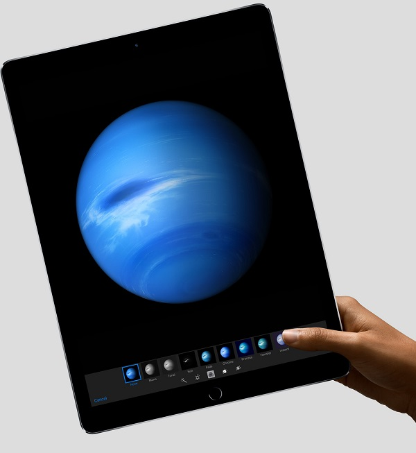 Apple, iPad Pro, tablet, Apple Pencil, Smart Keyboard, A9X, technológie, novinky