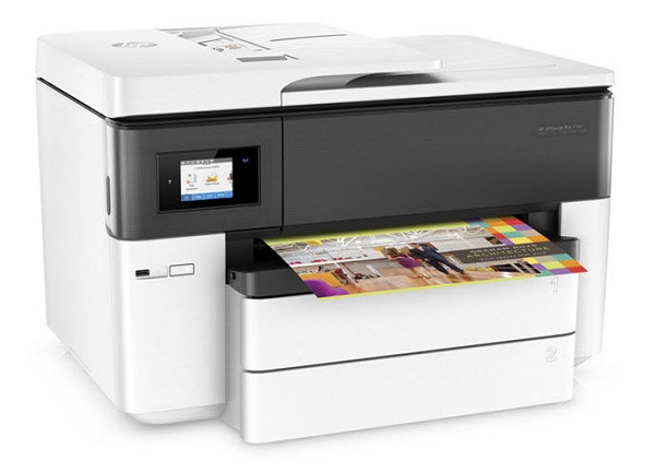 All-in-one tlačiareň HP OfficeJet Pro 7740