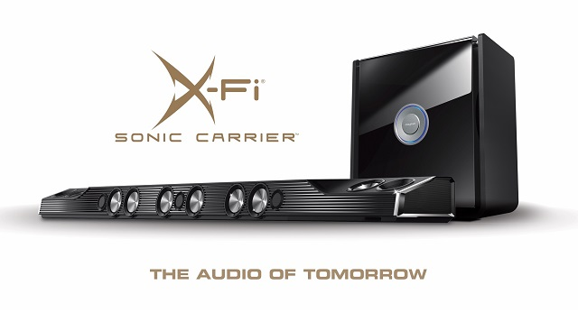 Creative so svojim Audio of Tomorrow vstupuje na High-End Audio trh na ISSE 2016