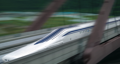 Central Japan Railway Company - Maglev