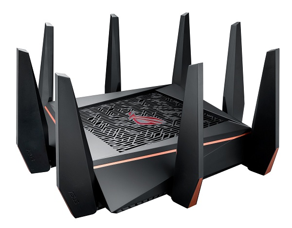 Herný router ROG Rapture GT-AC5300