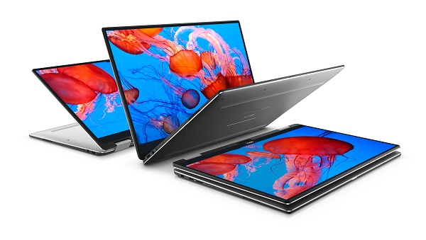 Konvertibilný notebook XPS 13 2-in-1