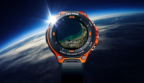 Inteligentné hodinky PRO TREK Smart Outdoor (WSD-F20) získali ocenenie CES  2018 Innovation 21c5682735e