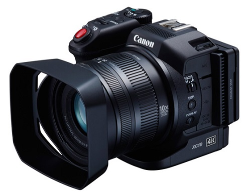 Canon XC10 4K Digital Camcoder