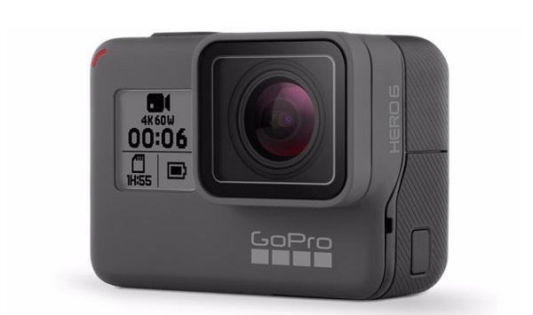 037ca498d Akčná 4K kamera Hero6 Black je ako stvorená pre spomalené videá ...