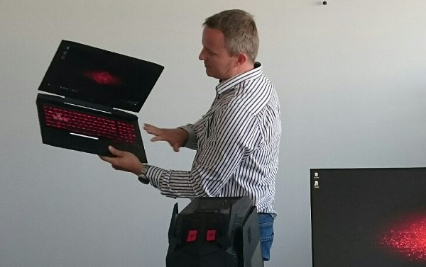 Notebooky HP OMEN 15 a 17.