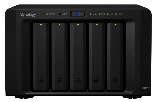 Synology Diskstation DS1517.