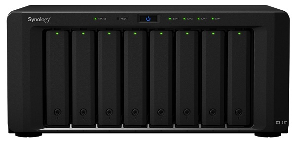 Synology Diskstation DS1817.