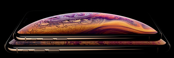 Smartfóny Apple iPhone XS a iPhone XS Max.