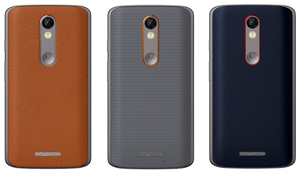 smartfón, Android, QHD, Full HD, Motorola, Verizon Wireless, Droid, Droid Turbo 2, Droid Maxx 2, Moto ShatterShield, Snapdragon, Quick Charge, technológie, novinky