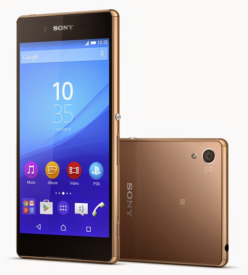 Android, smartfón, Sony, Xperia Z3+, Z3+, Wifi, 4G, LTE, 4K, Full HD, DSEE HX, TRILUMINOS, LDAC, PS4 remote play, Xperia Lounge, Quick Charge 2.0, Snaprdragon 810, USB, Exmor RS, BIONZ, ISO, technológie, novinky