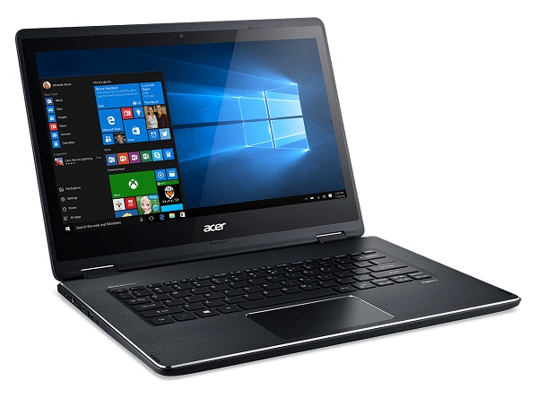 Acer, Windows 10, Aspire R 14, konvertibilný notebook, 2 v 1, notebook, All in One, All in One počítač, Aspire Z3-700, Full HD, MU-MIMO, SSD, DDR3L, Skylake, True Harmony Plus, BluelightShield, Purified Voice, technológie, novinky