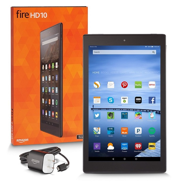 Amazon, tablet, Fire HD, Fire HD 8, Fire HD 10, On Deck, Prime, Fire OS 5