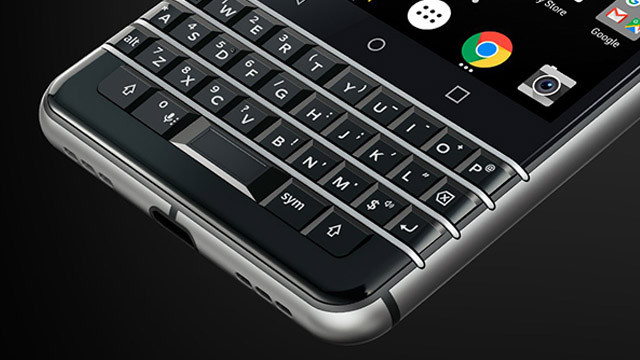 Smartfón BlackBerry KeyOne