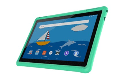 Tablet Lenovo Tab 4 s balíčkom Kids Pack