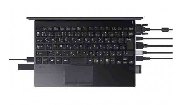 Mini notebook Vaio SX12