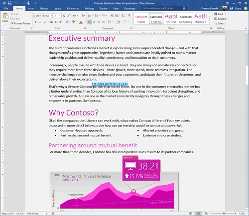 Office 2016 Preview, Microsoft, Word, Excel, PowerPoint, Outlook, Office 2016, softvér, aplikácia, Windows, Windows 10, iOS, OS X, Android, mobilné zariadenia, PC, počítač