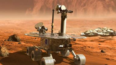 Rover Opportunity zlomil na Marse rekord