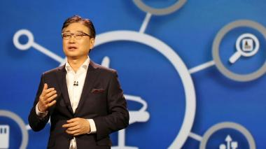 TS Samsung: BK Yoon - Internet of Things