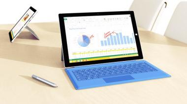 Microsoft: Tablet Surface 3 s výkonom notebooku